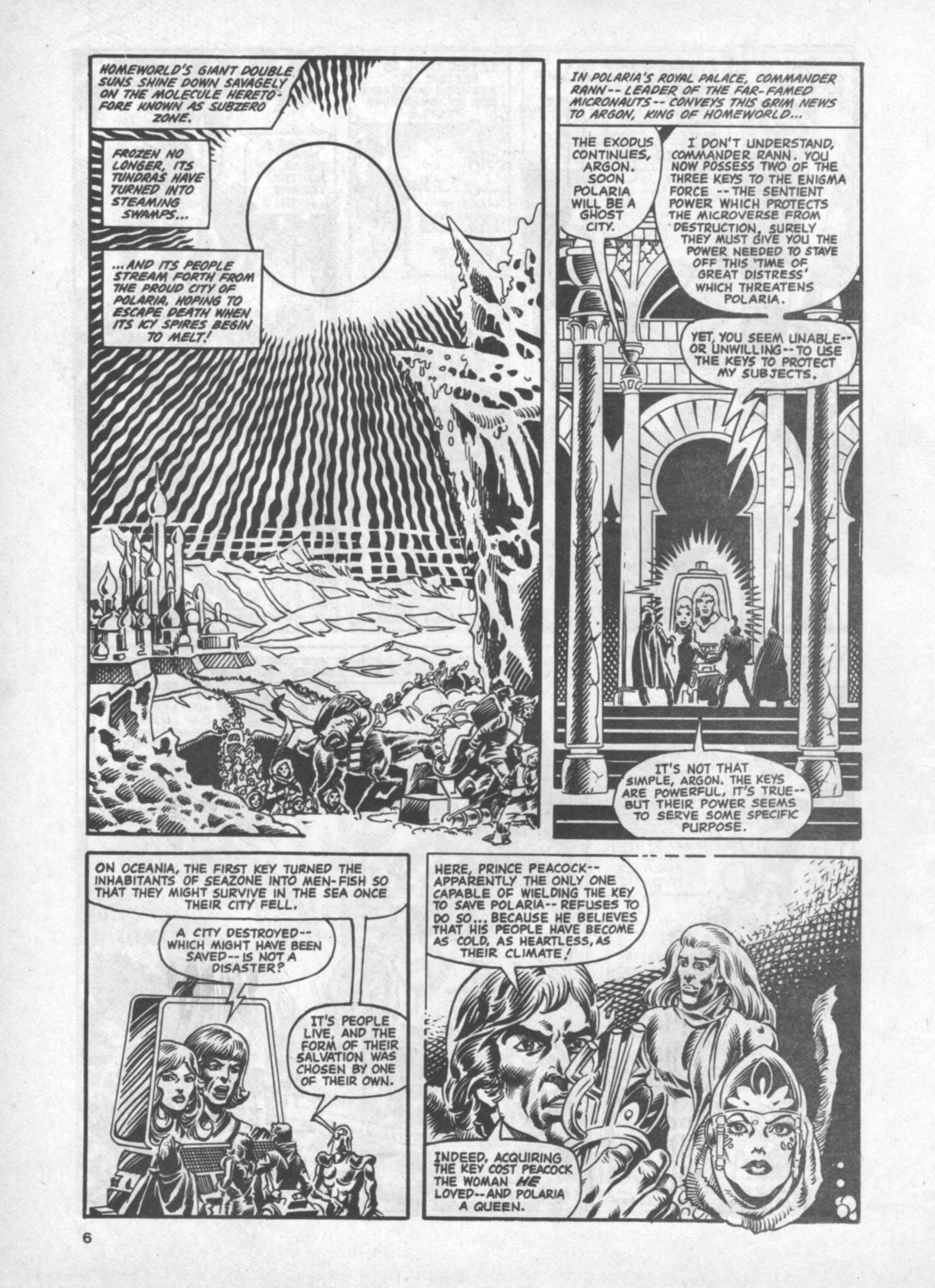 Read online Future Tense comic -  Issue #40 - 6