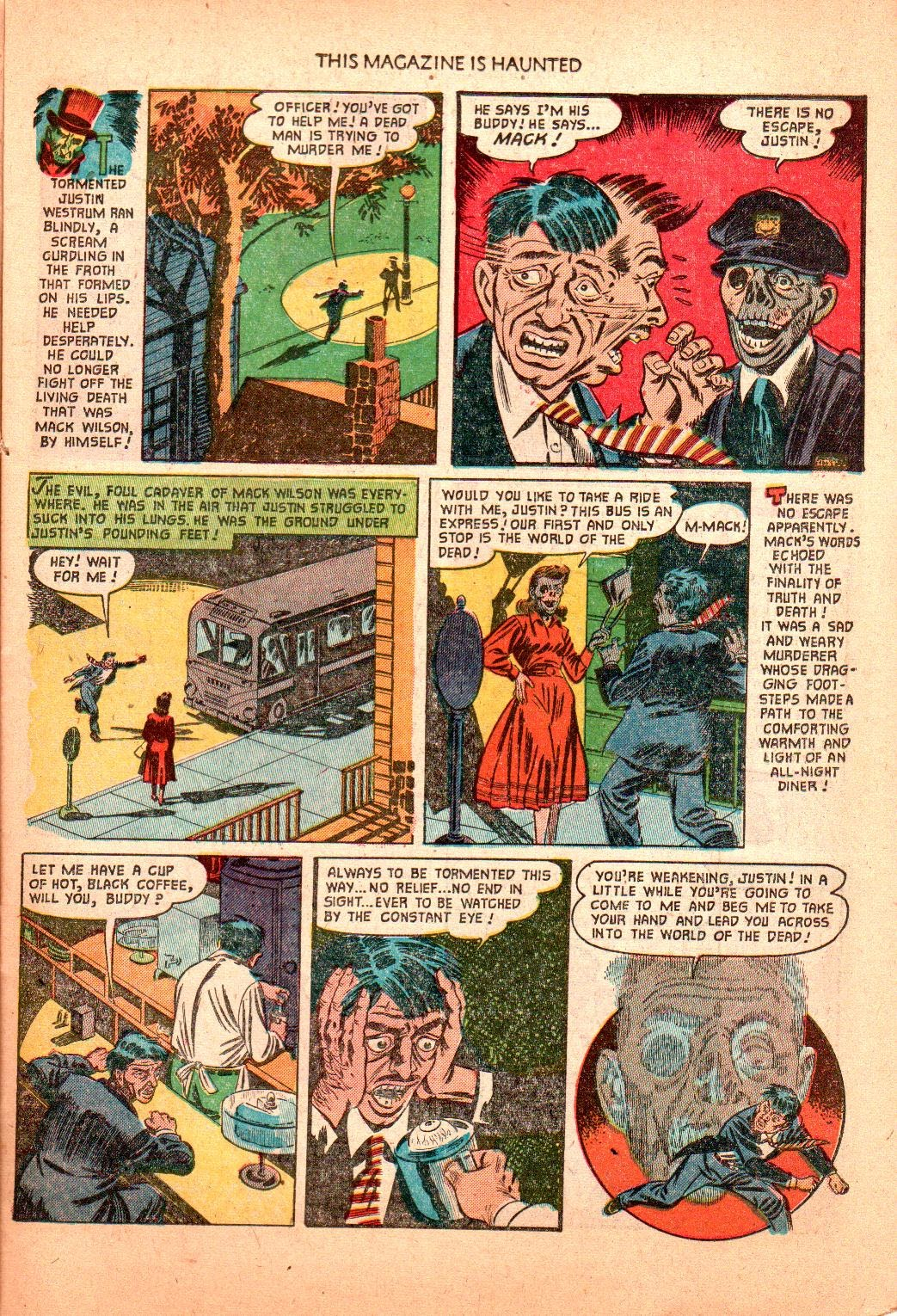 Read online This Magazine Is Haunted comic -  Issue #4 - 11