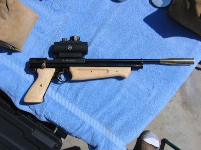 Airgun Mods Here Is My Modded Crosman 1322
