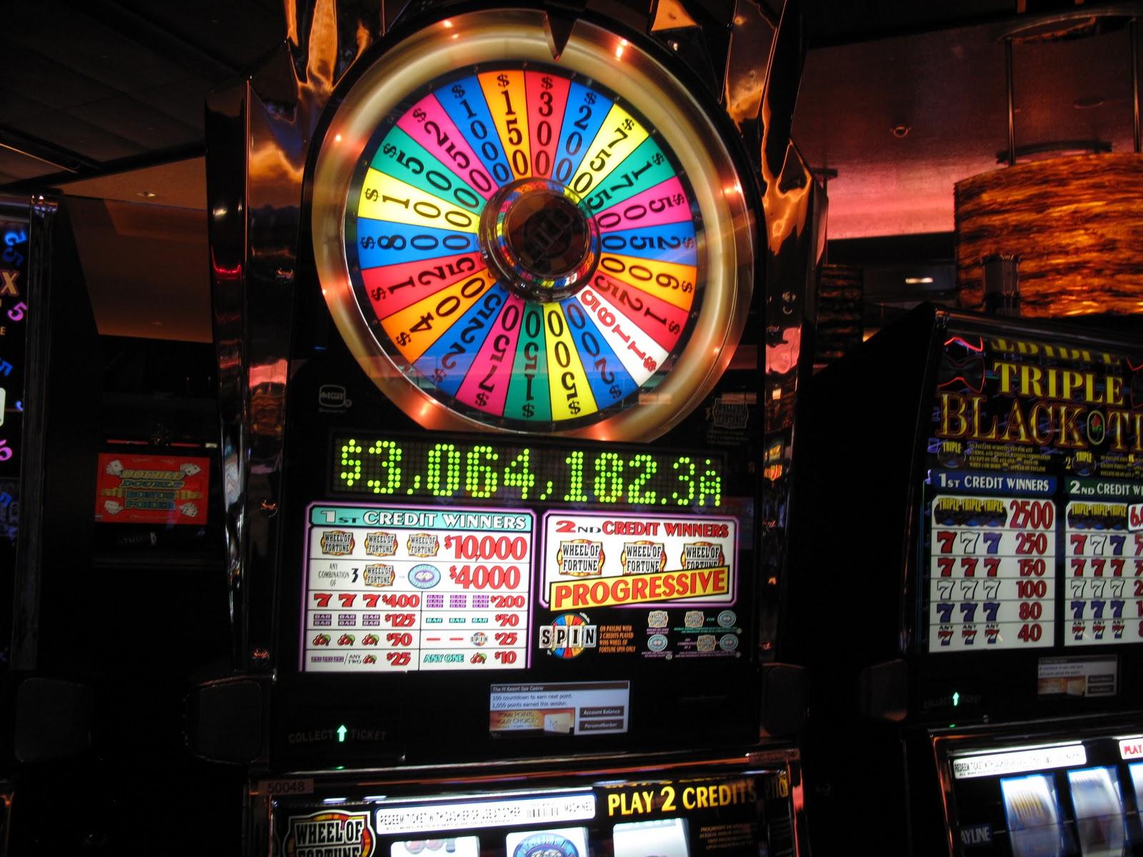6 penny slot machine