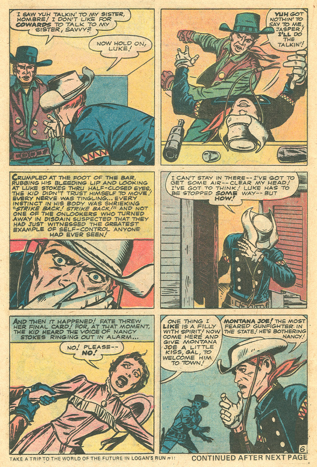 The Rawhide Kid (1955) issue 137 - Page 20