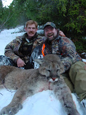 "Cat Hunting-         Show #1         ""Montana     Mountain Lions"""