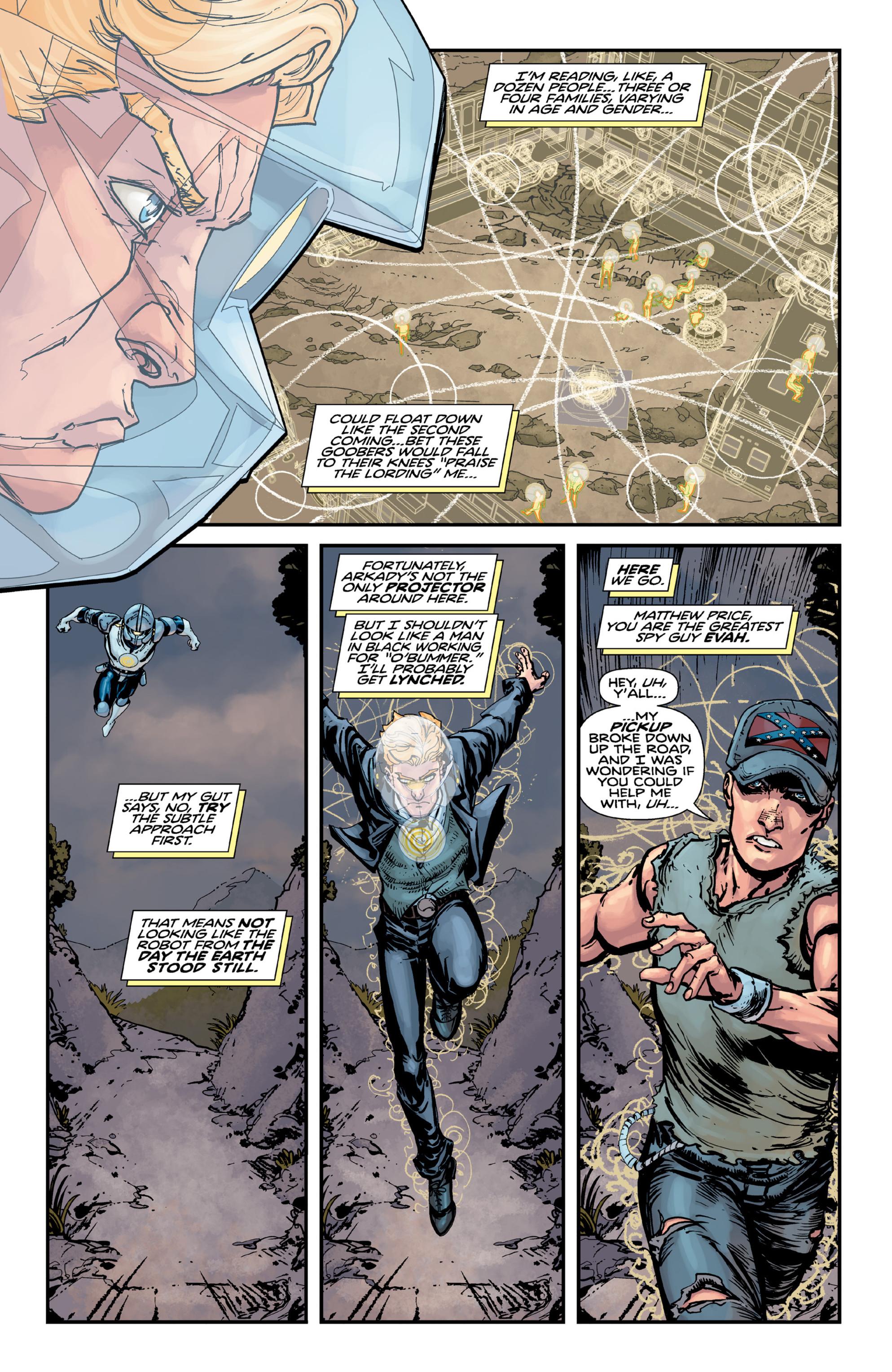 Read online Brain Boy:  The Men from G.E.S.T.A.L.T. comic -  Issue # TPB - 51
