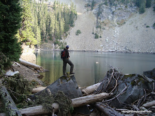 kendall peak lakes hikingwithmybrother