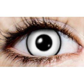 Glow in the Dark Contact Lenses