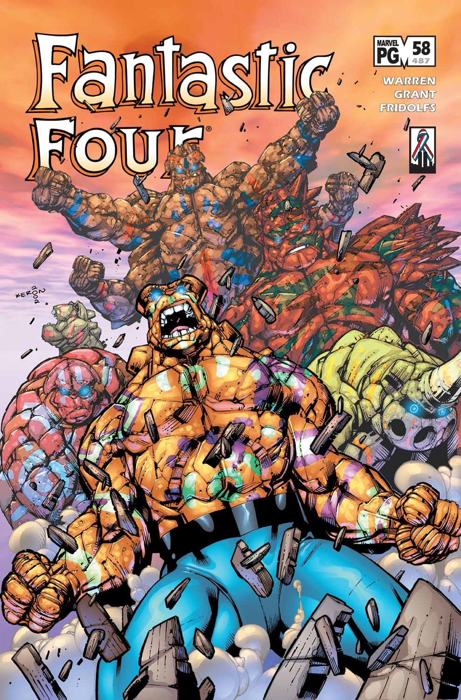 Fantastic Four (1998) 58 Page 1