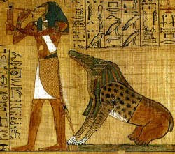 Idierre da Vinci: Il libro egiziano dei Morti - Religione