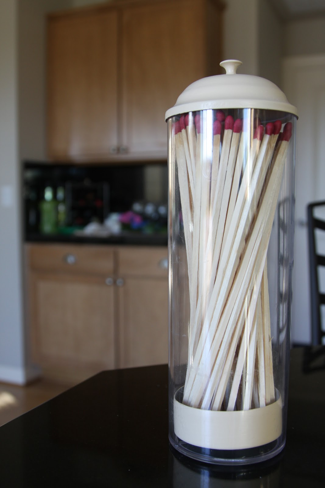 Straws are shorter than fireplace matches | b3 Home Designs