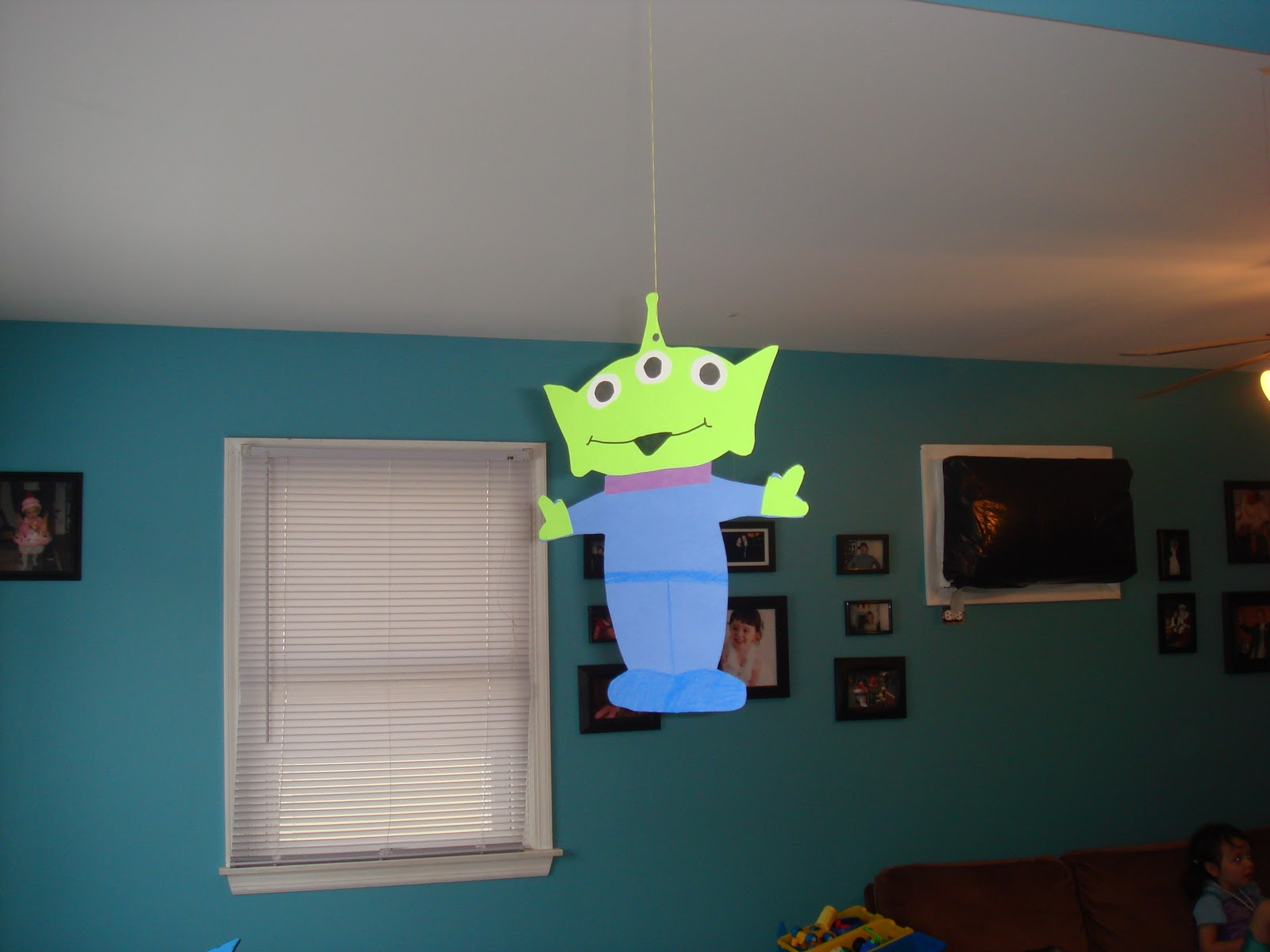 Crafts Amp Parties Toy Story Birthday Party