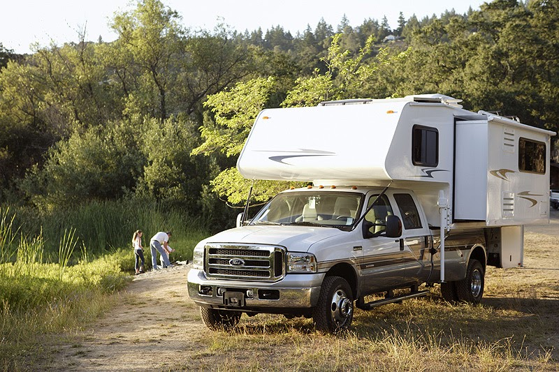 Campers Types Different Rv