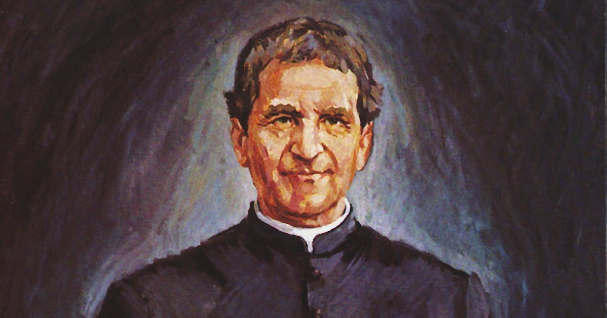 Don Bosco: FrKevinEstabrook: Homily: January 31