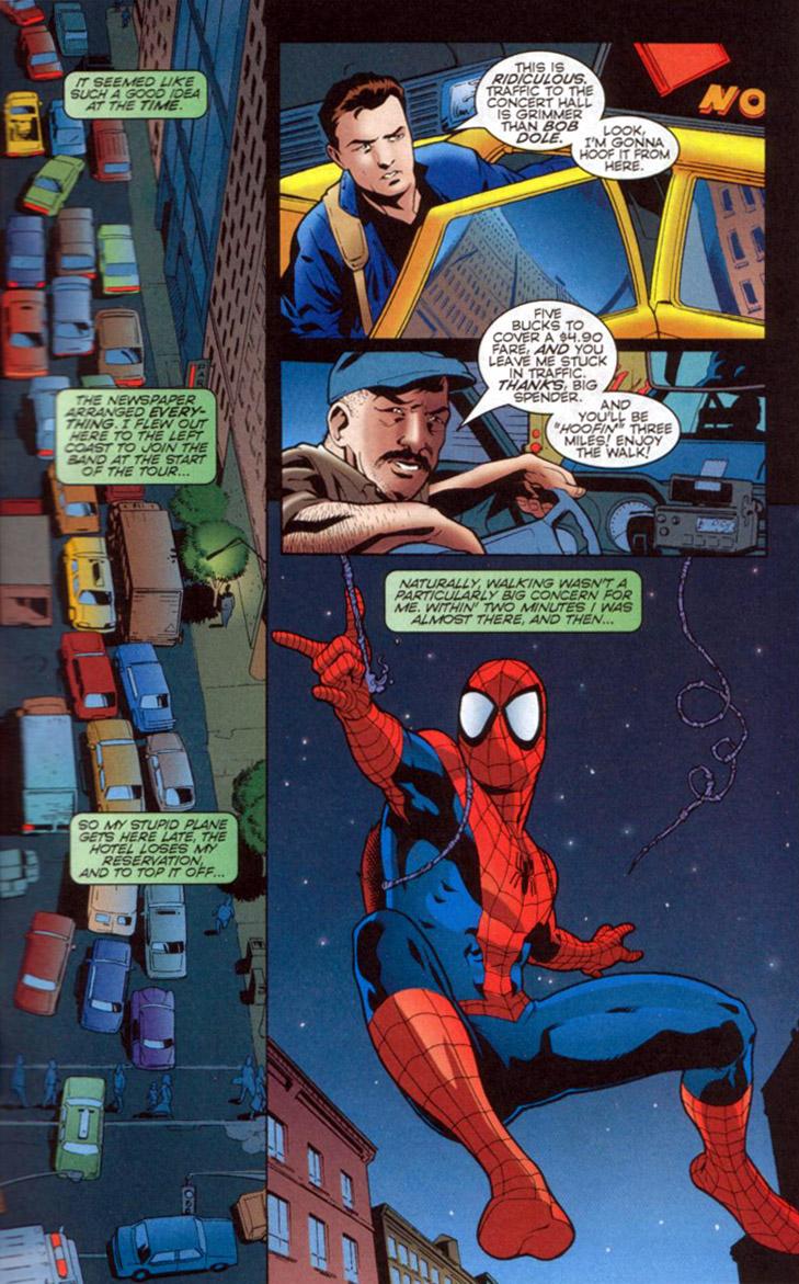 Read online Spider-Man/Gen13 comic -  Issue # Full - 12