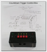 CP1003: Countdown (Pre)-Trigger Control Box with Initial Design Sketch