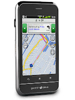 Garmin-Asus A10 and Nuvifone A50 Specs (Android Phone)