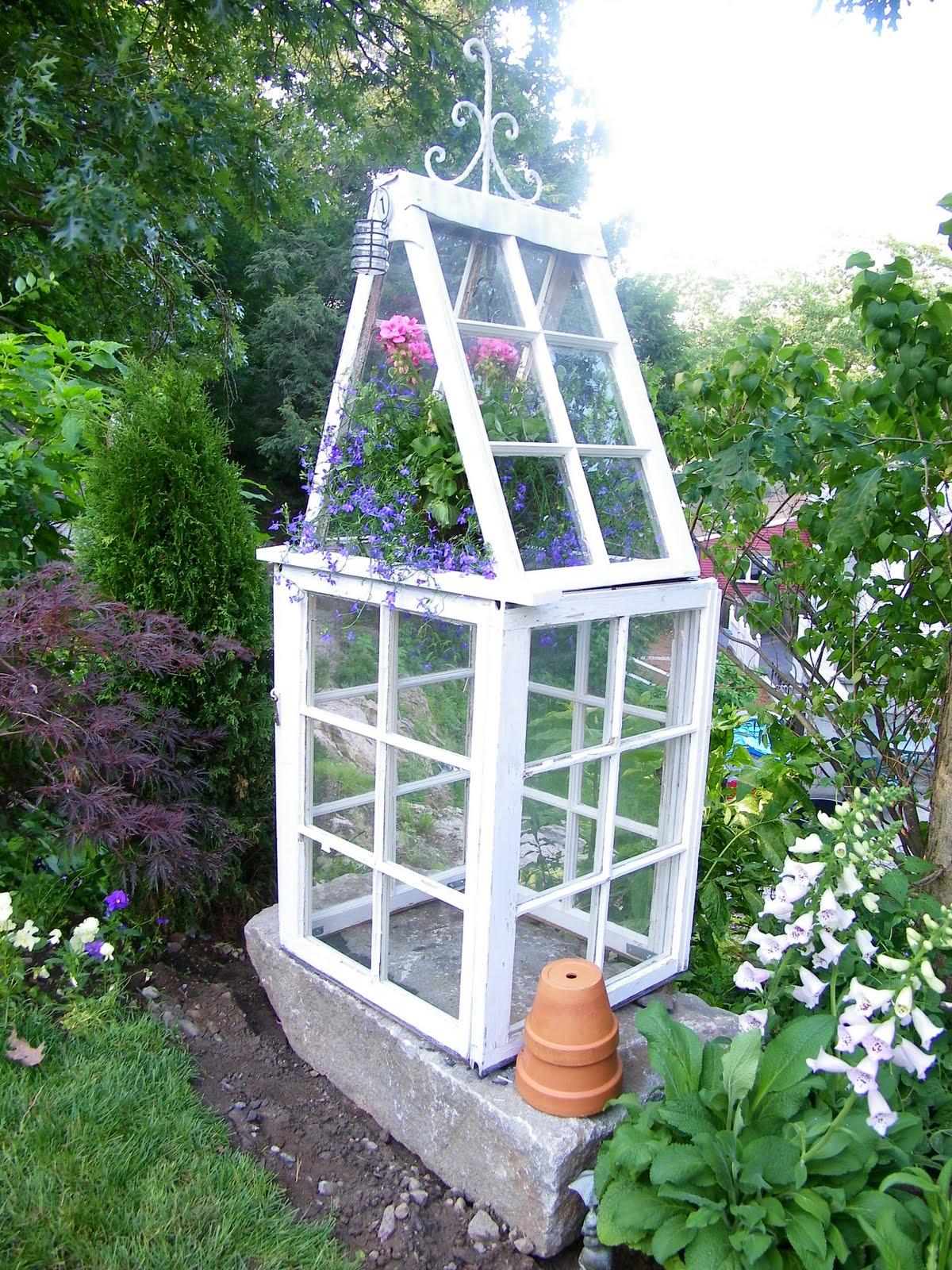 Charm Home Adorable Diy Conservatory A Guest Blog From