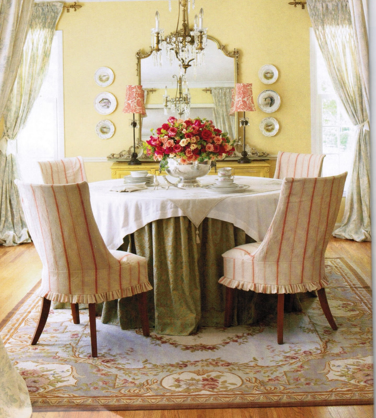French Country Decorating Style