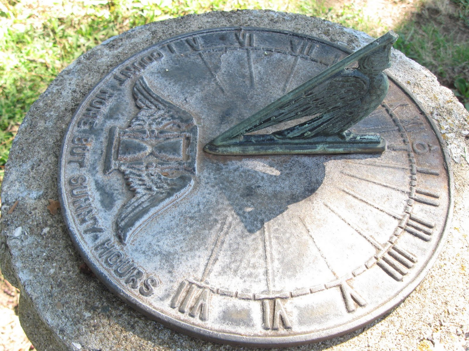 FOLKWAYS NOTEBOOK: SUNDIALS, POEMS, AND TIME -- Sunday ...