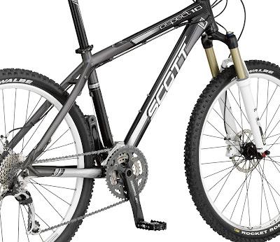 Bike Point SC: Bicicleta Scott Aspect 10 modelo 2010 com