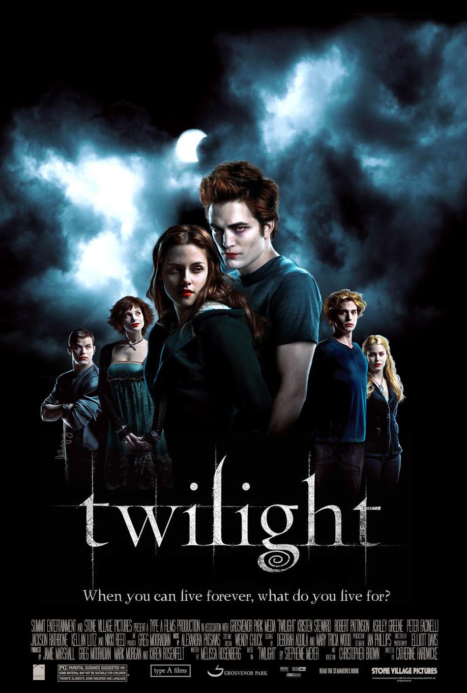 Vampirnic: Twilight - Pelicula 1