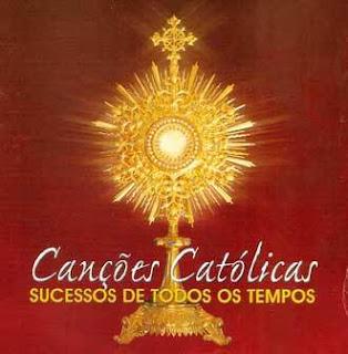 capa Canções Católicas   Sucesso de Todos os Tempos