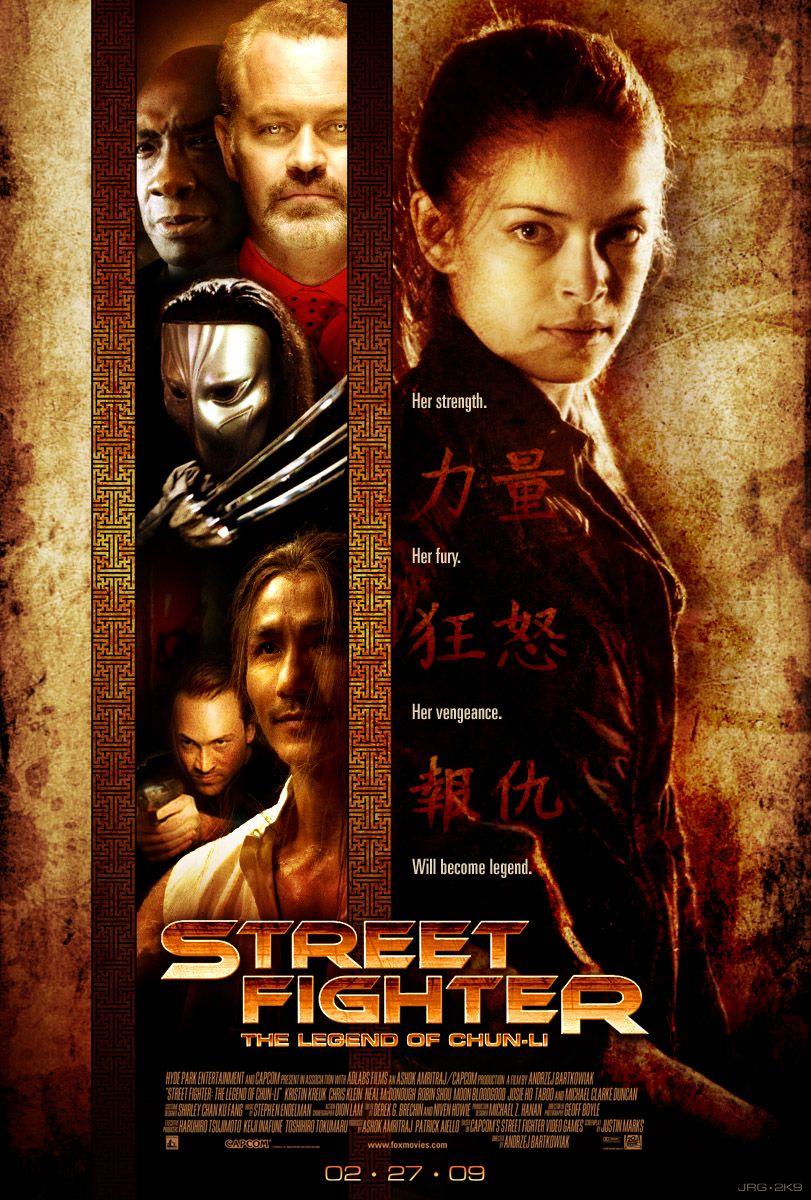 Baixar Filme Street Fighter: A Lenda de Chun-Li