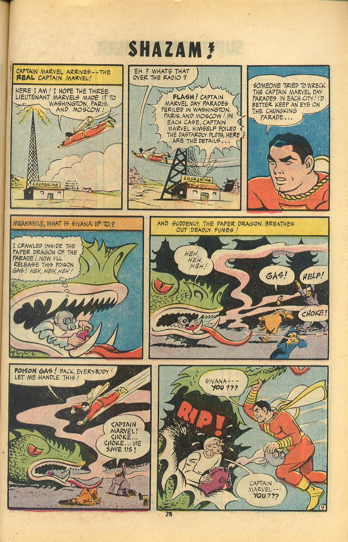 Read online Shazam! (1973) comic -  Issue #8 - 75