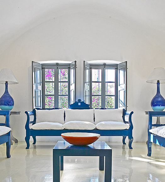 The Glory And Beauty Of The Greek Interior Design | Home Design | Architecture | Interior ...