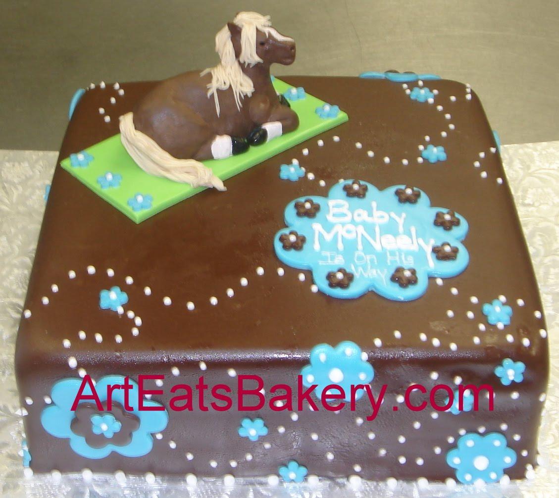 Art Eats Bakery cake wedding fondant custom birthday and