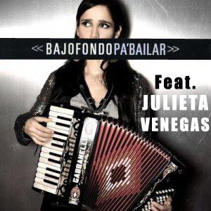 bajofondo y julieta venegas pa bailar