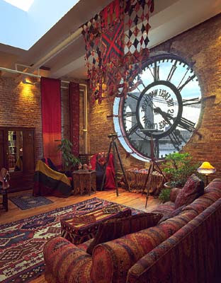 What Is Steampunk Decor The Beige House