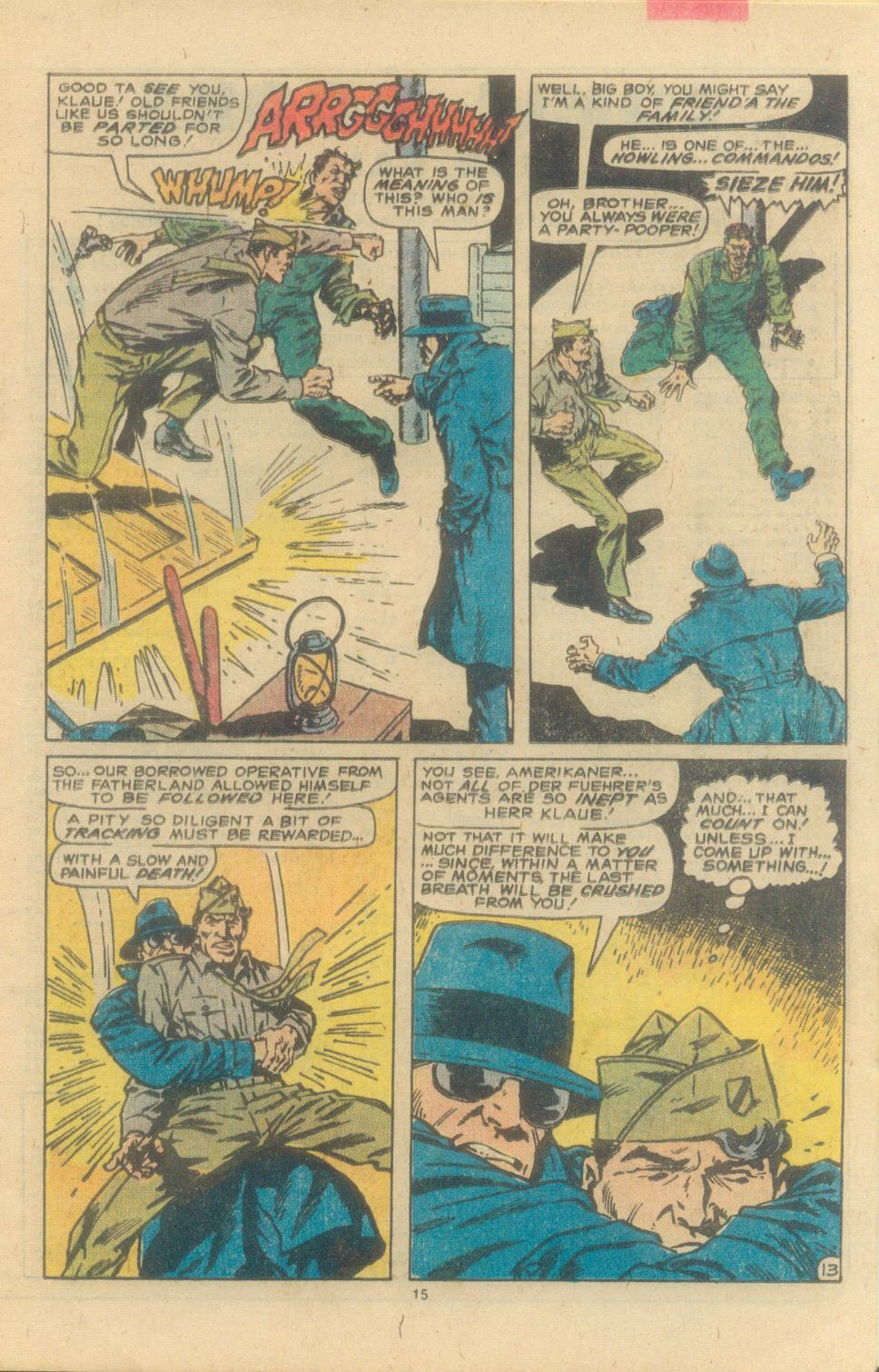 Read online Sgt. Fury comic -  Issue #163 - 17