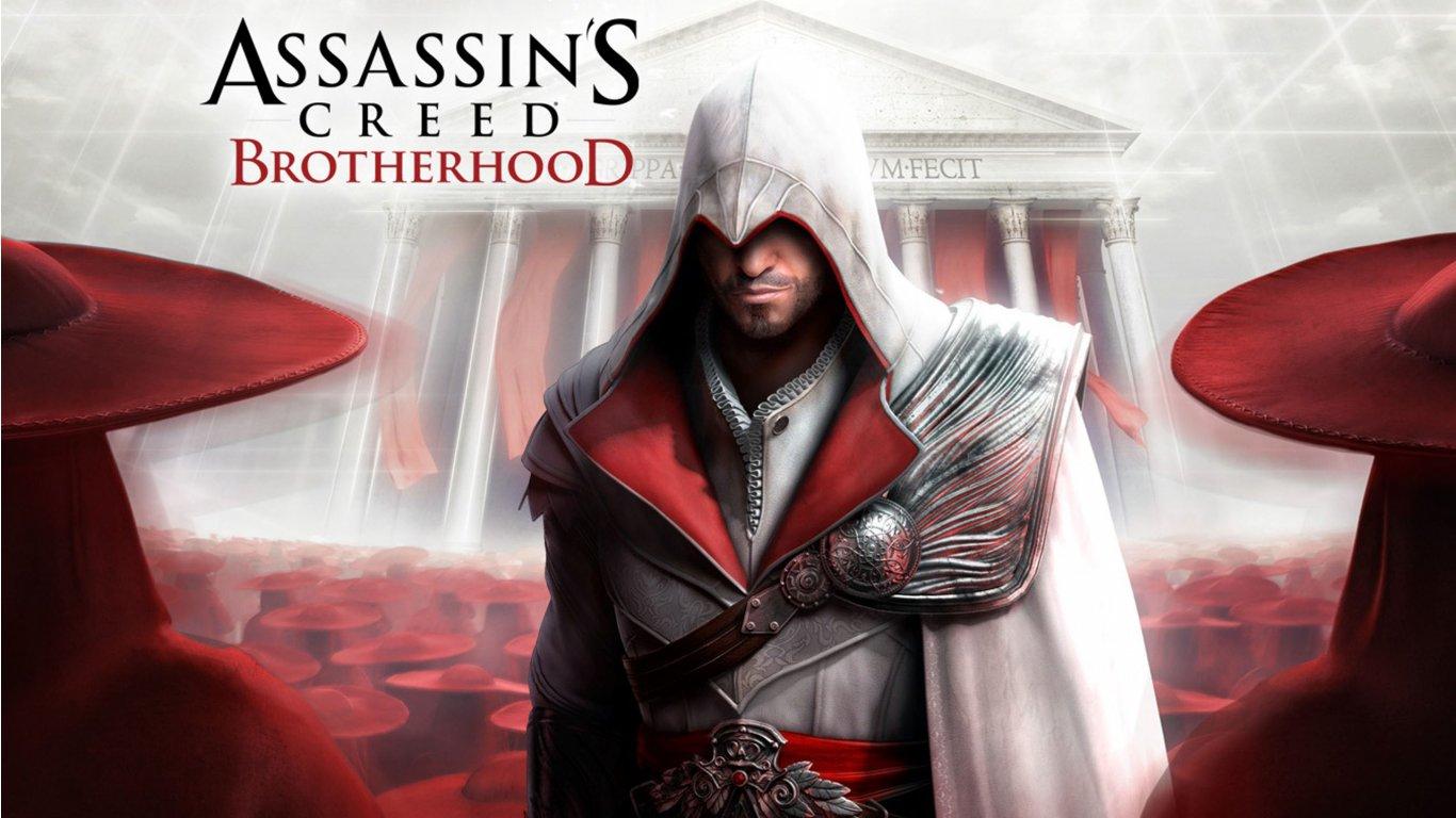 Kane Blog Picz Assassin S Creed Brotherhood Wallpaper