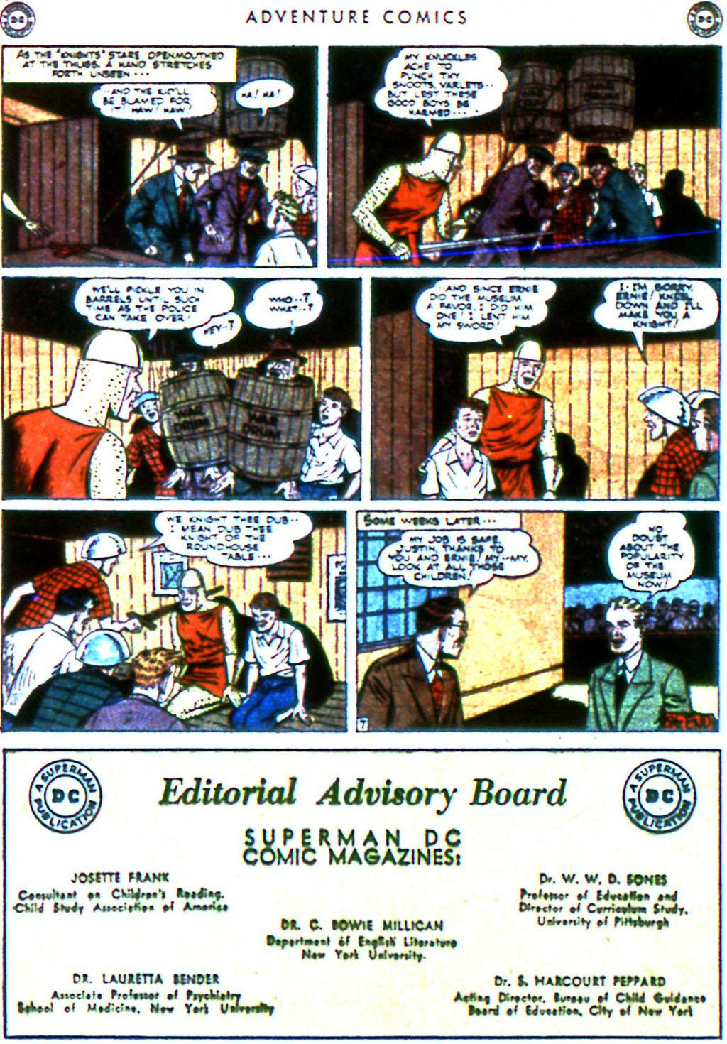 Read online Adventure Comics (1938) comic -  Issue #119 - 28