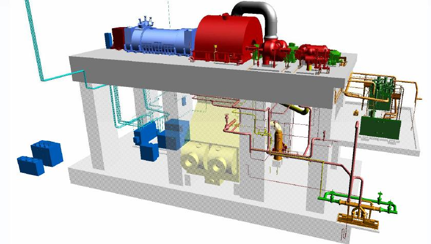 electricity   power generation  thermal power plant