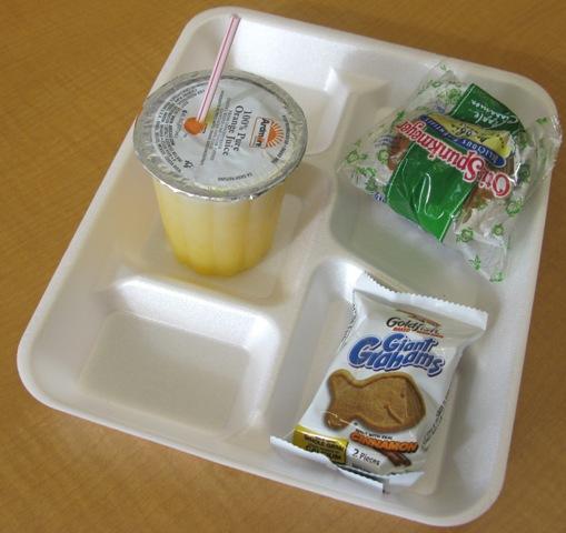 Better D.C. School Food: What's For Breakfast: Sugar