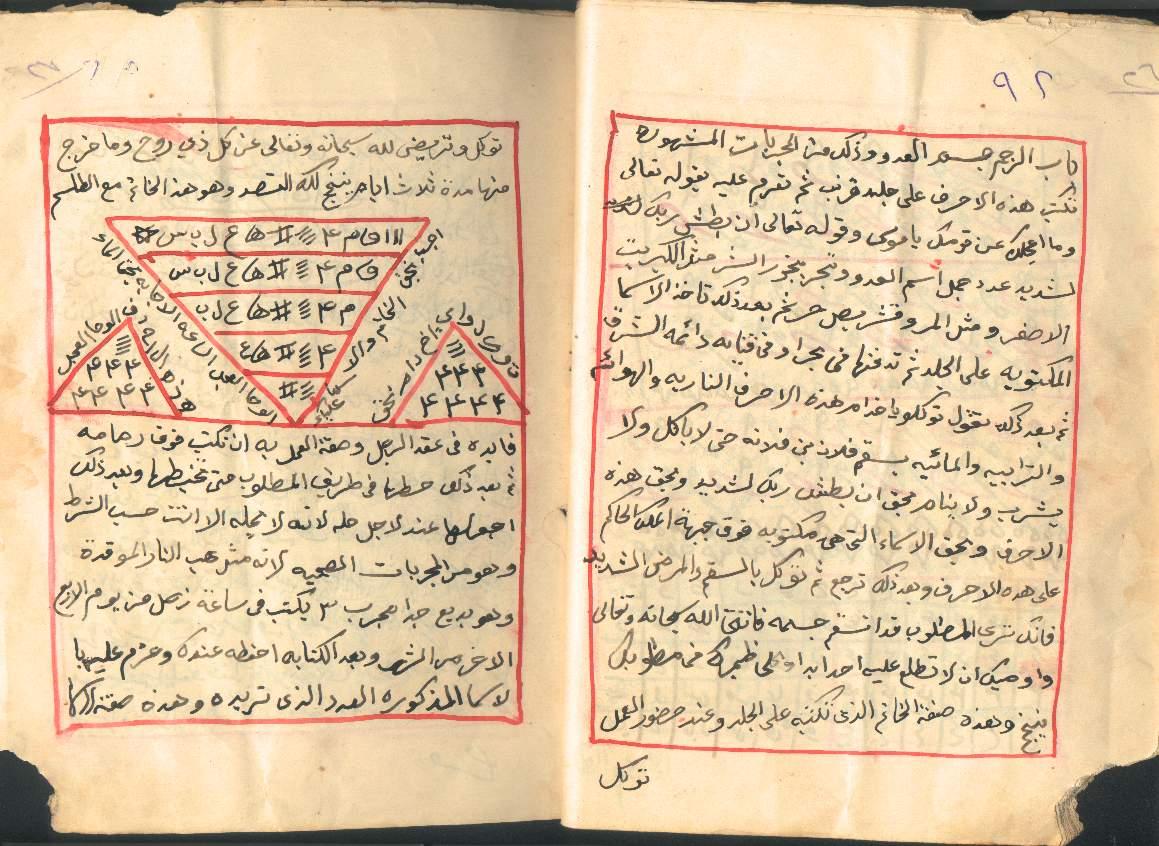 كتاب الجفر الاصلي تحميل