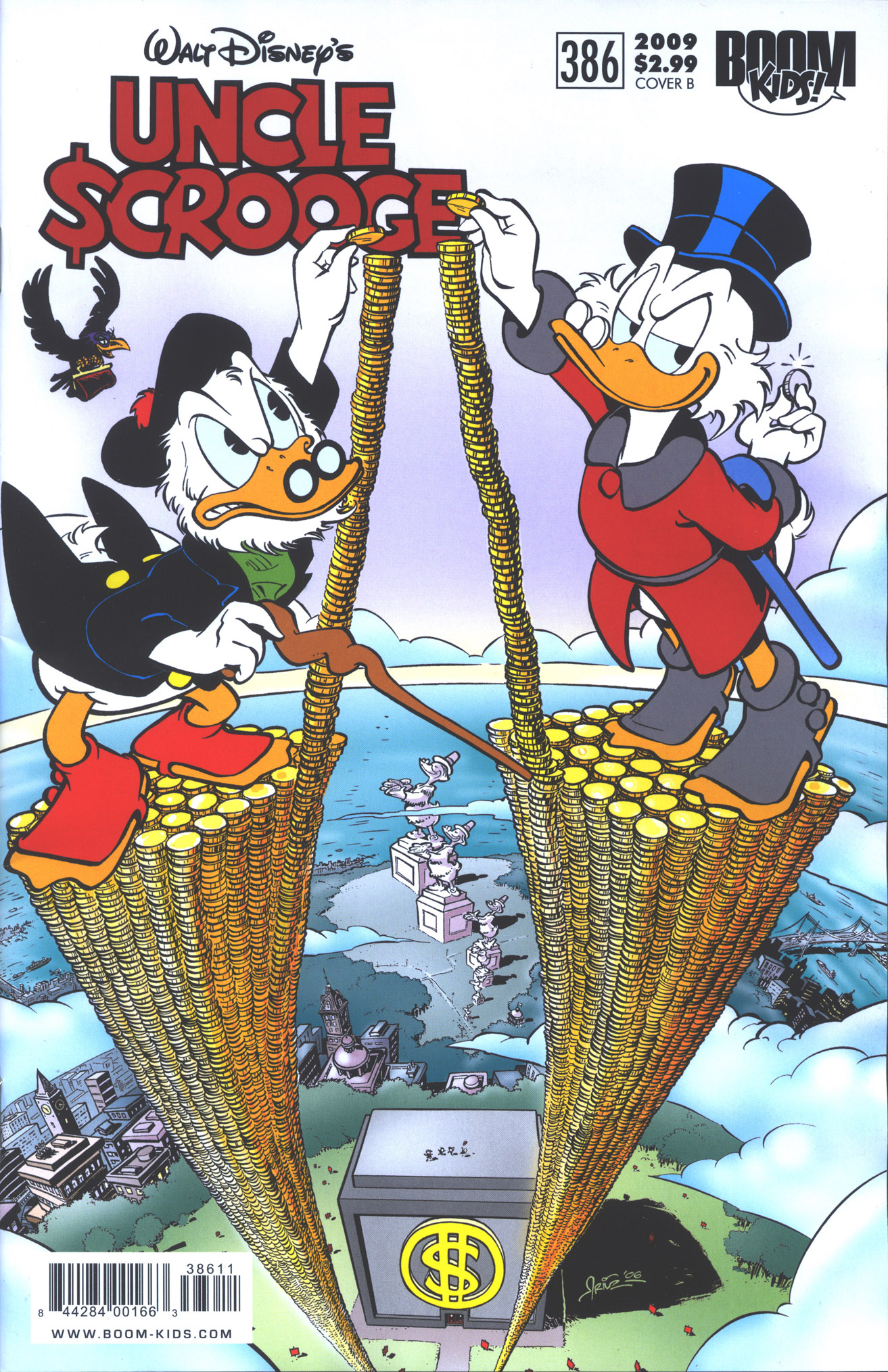 Read online Uncle Scrooge (1953) comic -  Issue #386 - 2
