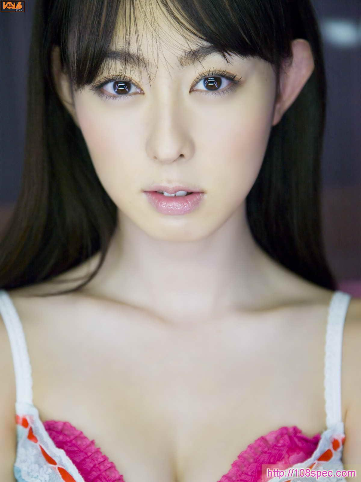 Japan Model Gallery: Japanese Model beauty face 3