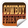This blog has been voted Cowboy Friendly