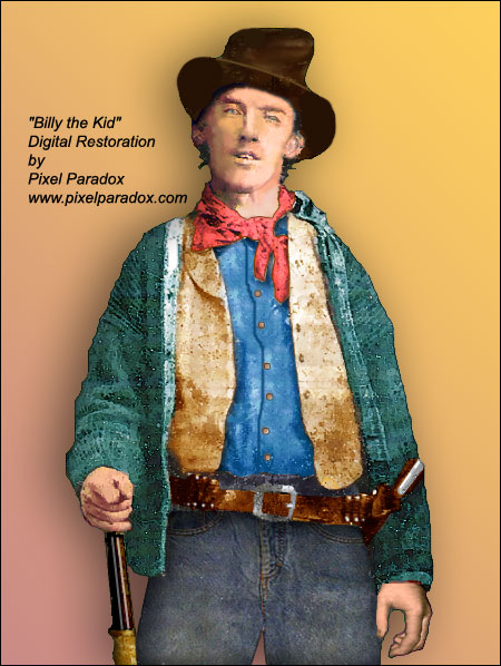 an analysis of the legend for billy the kid one of the most famous killers of the southwest A famous one was captain kidd, privateer for the queen  legend in santa fe is that billy the kid killed his first man in santa fe when he and his mother came to.