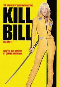 Cartel original de Kill Bill: Vol. 1