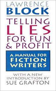 Portada de Telling Lies for Fun and Profit, de Lawrence Block