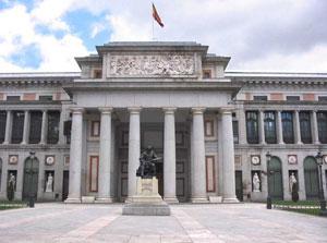 (Museo del Prado (Madrid, Spain) Fotografía original de [http://enciclopedia.us.es/index.php/Usuario:P40p P40p], retocada por Nicolás Pérez y Sanbec. Source: http://enciclopedia.us.es/index.php/Imagen:Museo_del_Prado.jpg {{GFDL)