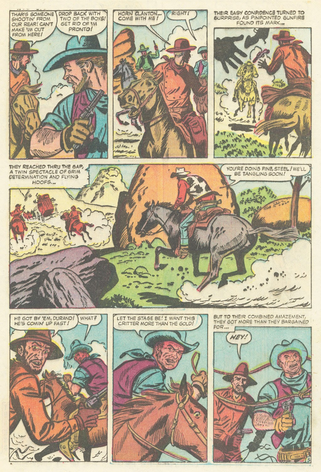 Kid Colt Outlaw issue 52 - Page 15