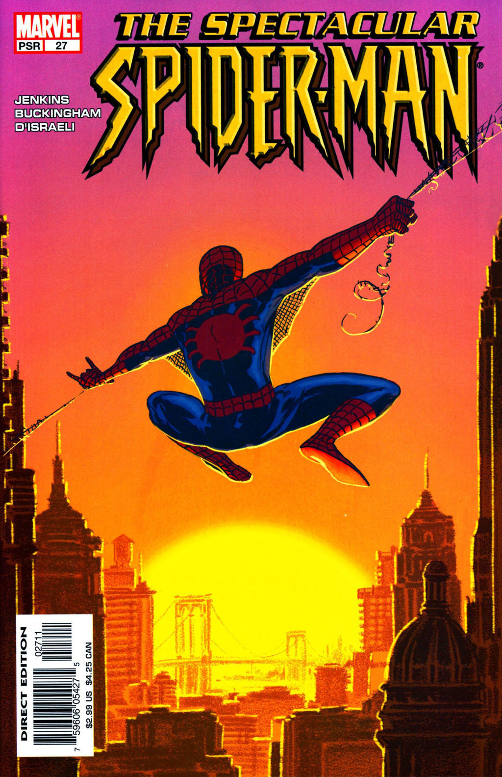 The Spectacular Spider-Man (2003) 27 Page 1