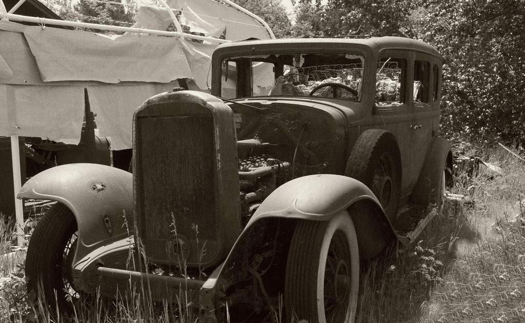 Mobil Kuno  Kumpulan Gambar