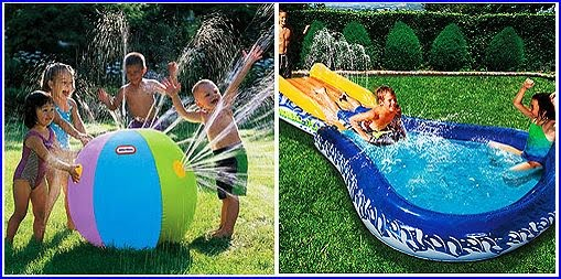 Free Sample Frenzy: *HOT* Walmart com Deal - Water Slide AND