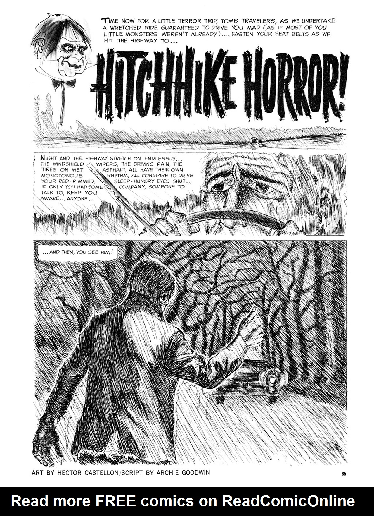 Read online Eerie Archives comic -  Issue # TPB 2 - 86