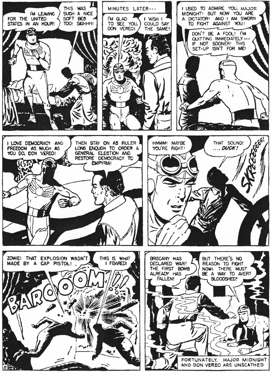 Read online Men of Mystery Comics comic -  Issue #70 - 23