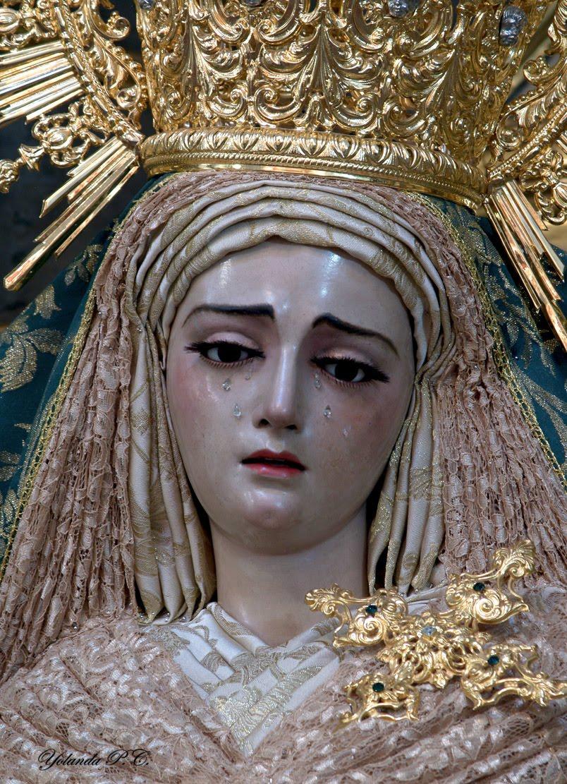 Don De Piedad La Virgen De Los Dolores De Las Cabezas De